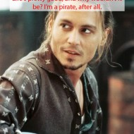 Johny Depp - Life is pretty good, and why wouldn't it be