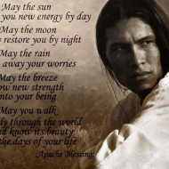 May the sun bring you new energy by day