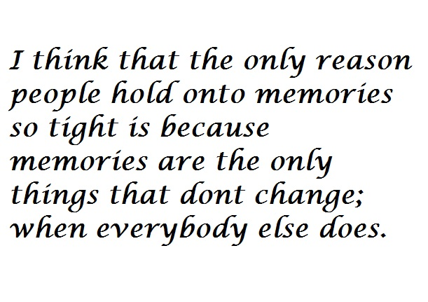 Quote Pictures Memories