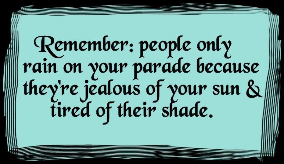 quotes about jealous people - photo #5