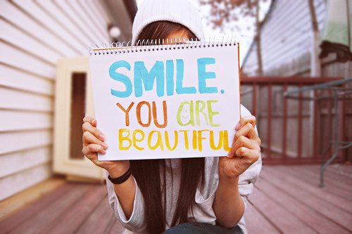 Quote Pictures Smile Because You Are Beautiful