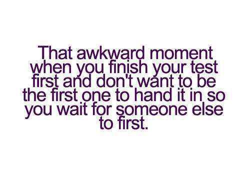 Quotes That Awkward Moment When Your Kootation