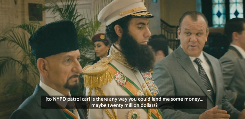 Funny Quotes From The Dictator Movie 2012