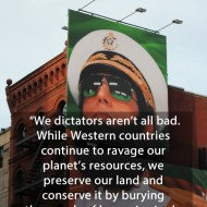The Dictator Quotes - We dictators aren't all bad, while western countries continue