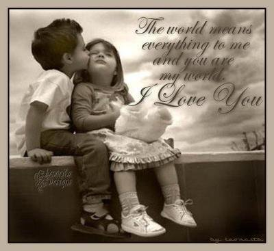 Quote Pictures The World Means Everything To Me And You Are My World