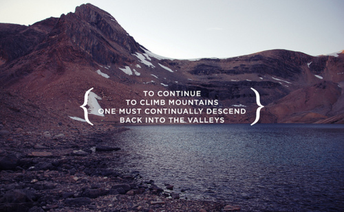 quotes about mountains quotesgram