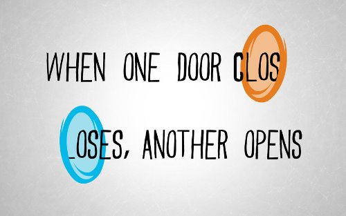 When one door closes another opens  sc 1 st  Quote Pictures & Quote Pictures When one door closes another opens