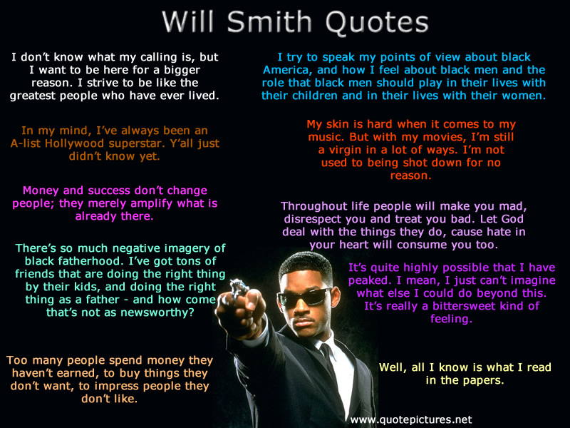 Will Smith Love Quotes Cool Quote Pictures Will Smith Quotes