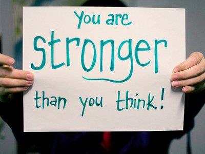Quote Pictures You Are Stronger Than You Think