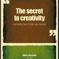 the secret to creativity