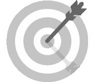 icone tiro ao alvo arco e flecha