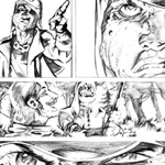 Aaron Warner - Storyboards
