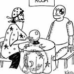 Anthony Kelly Gag Cartoon Cartoon Example