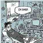 Chris Slane Gag Cartoon Cartoon Example