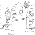Danny Shanahan Gag Cartoon Cartoon Example