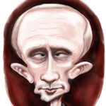 David Donar Caricature Cartoon Example
