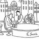 Edward Smith Gag Cartoon Cartoon Example