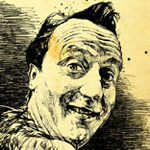 Mark Eastbrook Caricature Cartoon Example