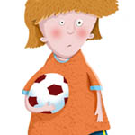 Mark Guthrie Children's Illustration Cartoon Example