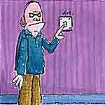 Teabeard Gag Cartoon Cartoon Example