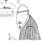 Nathan Ariss Gag Cartoon Cartoon Example