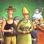 Stan Eales Gag Cartoon Cartoon Example