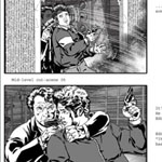 Stephen Baskerville Storyboards Cartoon Example