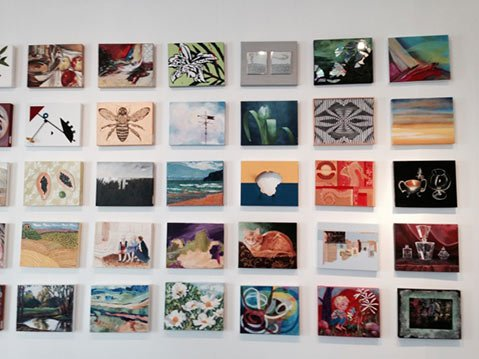 Feast Your Eyes Gallery Wall Independent