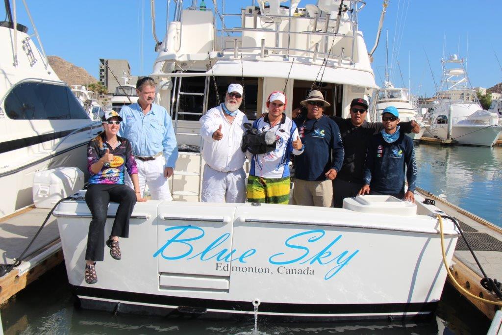 Cabo - Blue Sky