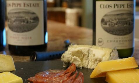 Santa Rita Hills Clos Pepe winery 320px