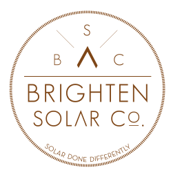 Brighten Solar Logo
