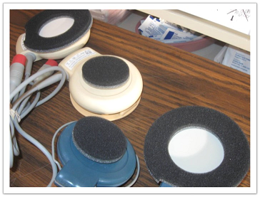 The Addition EFM Transducer Pads
