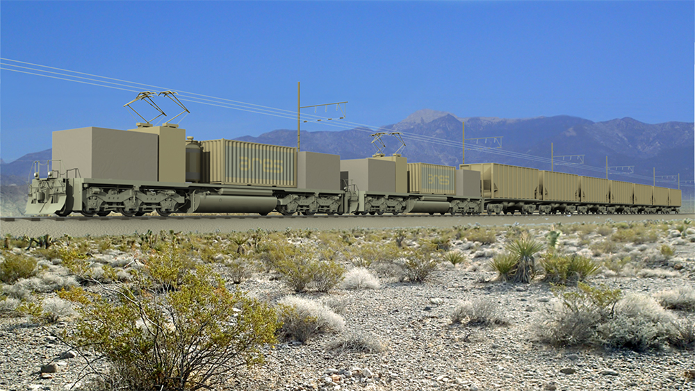 Electricity And Power Storage Ares Nevada Ares North