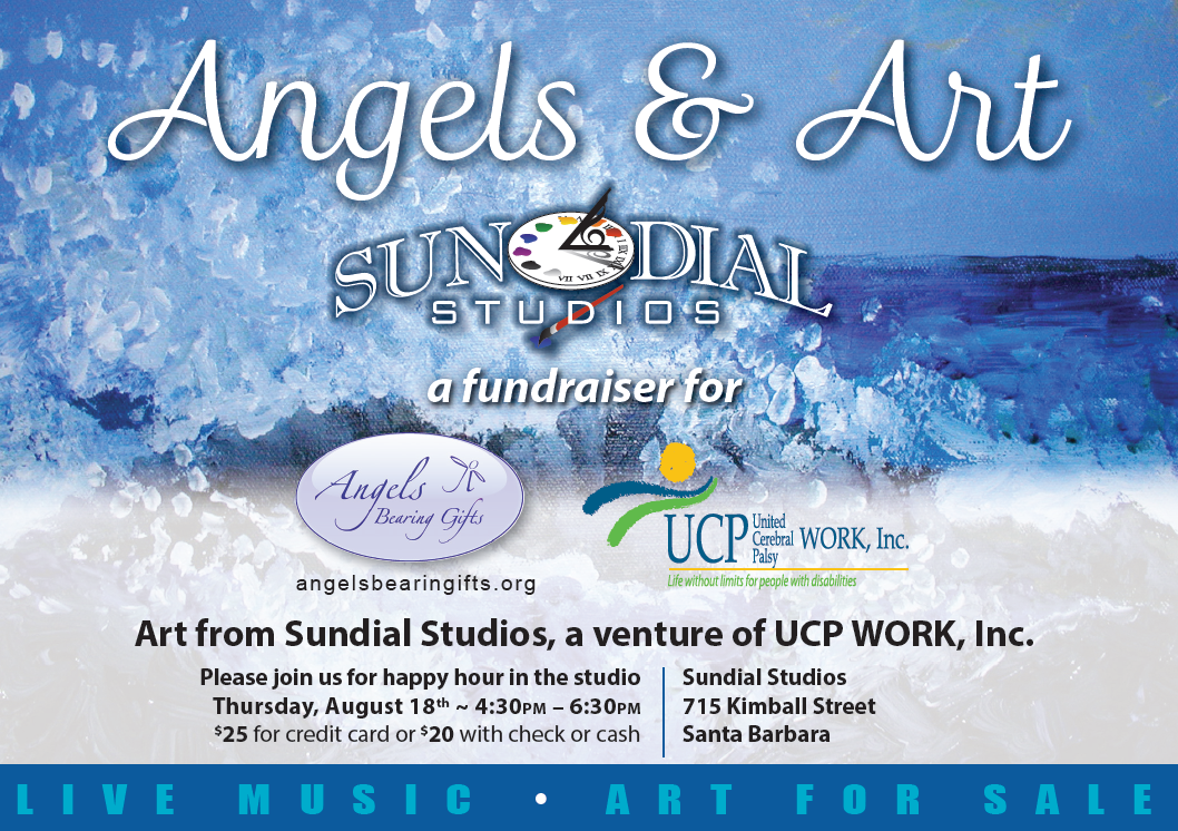 Angels and Art Fundraiser