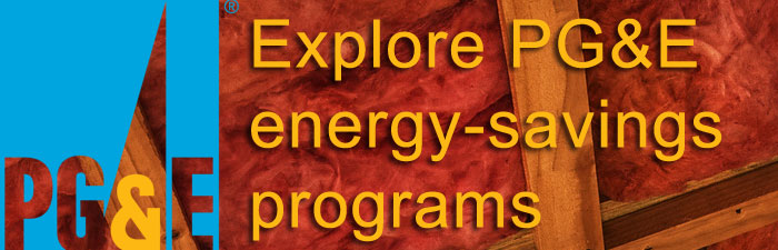 PGE Energy Saving Programs