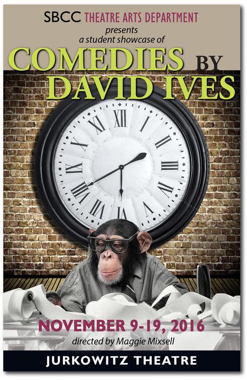 David Ives Poster