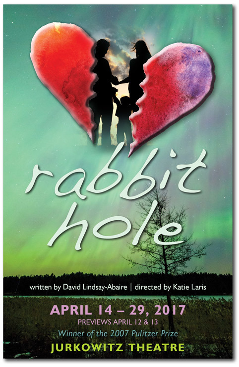 Rabbit Hole Show Poster
