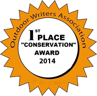 2014 1st Place Conservation Award