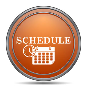 Marborg Industries, Inc. Schedule Service