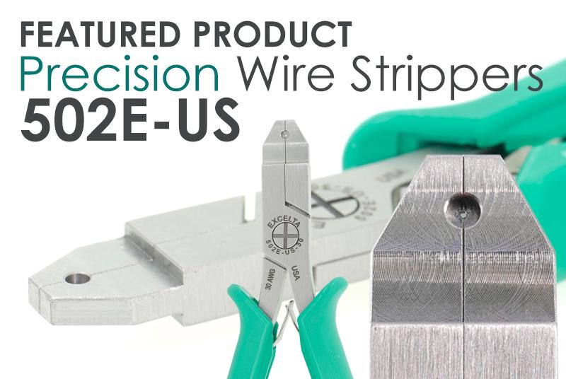 Precision Wire Strippers - 502E-US