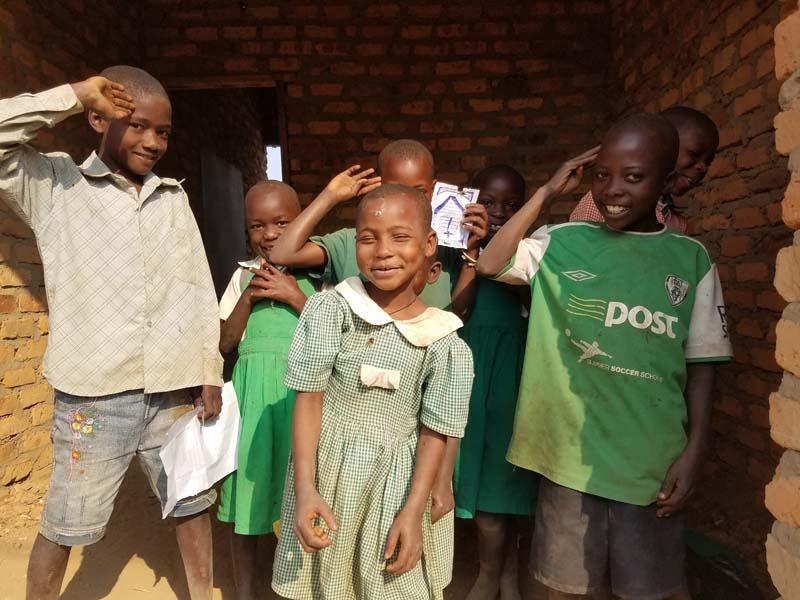 We serve Rural Ugandan Children