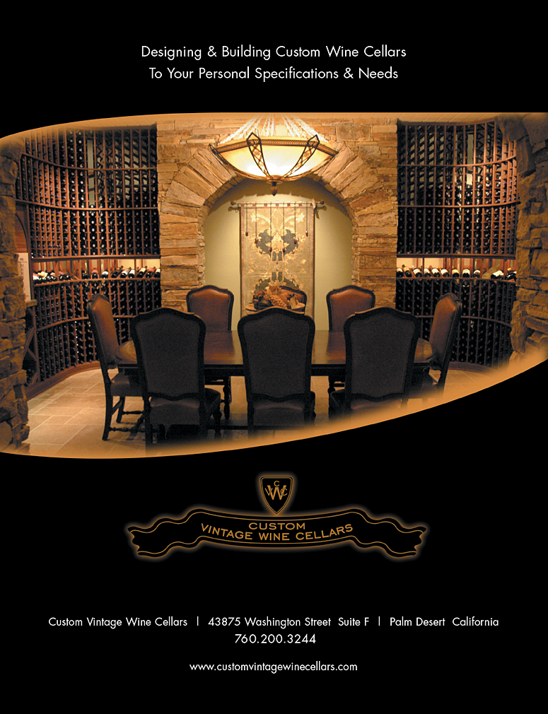 ehs Custom Vintage Wine Cellars