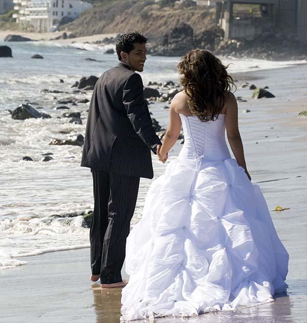Santa Barbara Wedding Ceremonies Officiant Steve Urzua