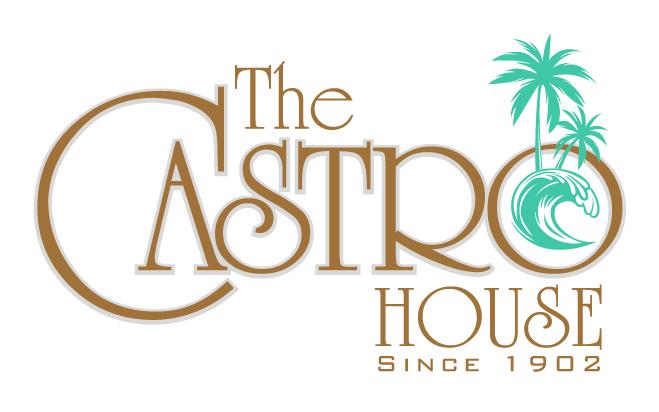 The Castro House Logo