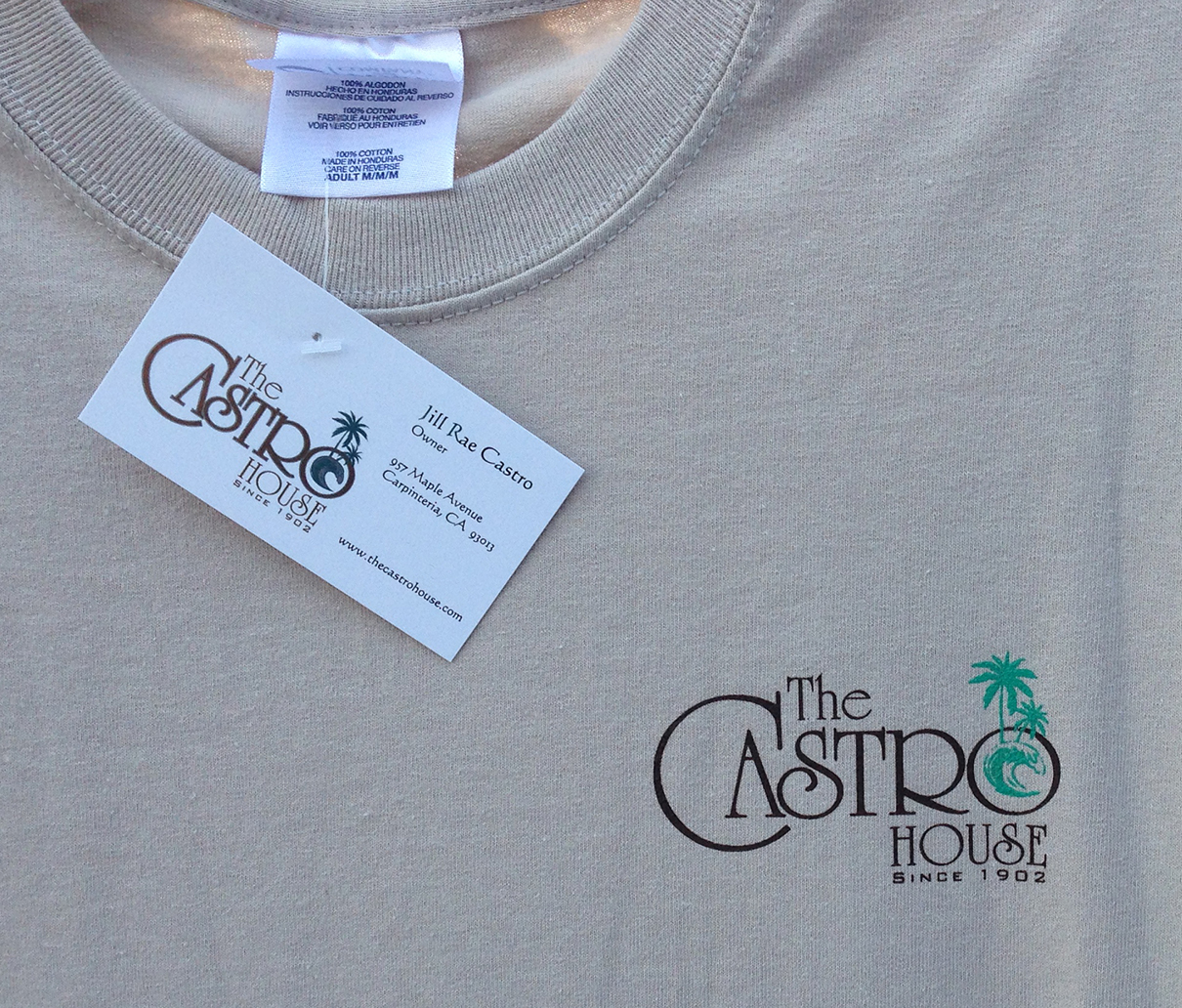 The Castro House Shirts