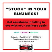 Santa Barbara Business Networking Help