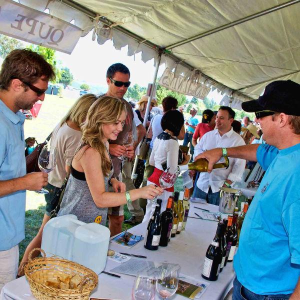 Sammy's Limos Wine Tours Santa Barbara Wine Events