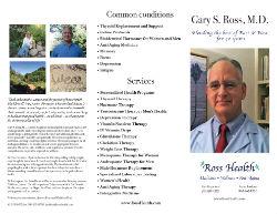 Ross Health Office Brochure