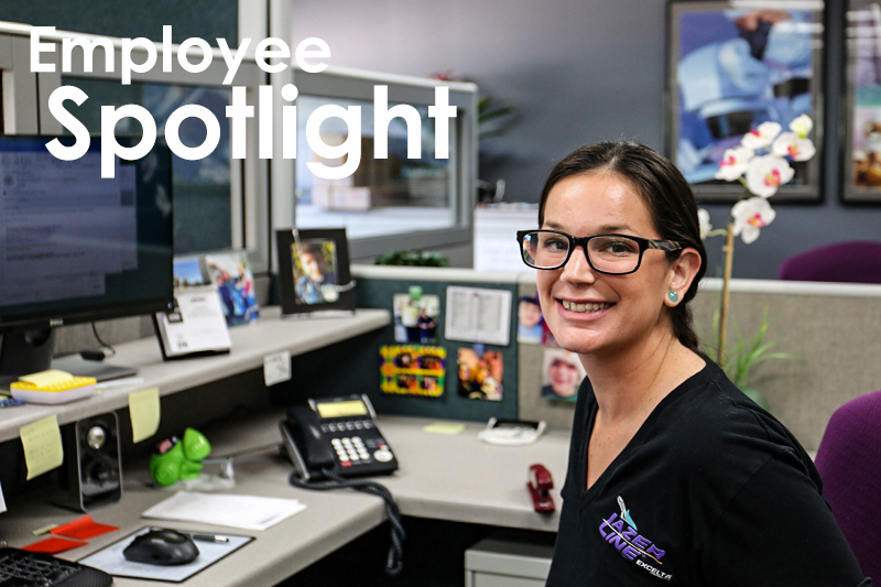Employee Spotlight - Tiffany