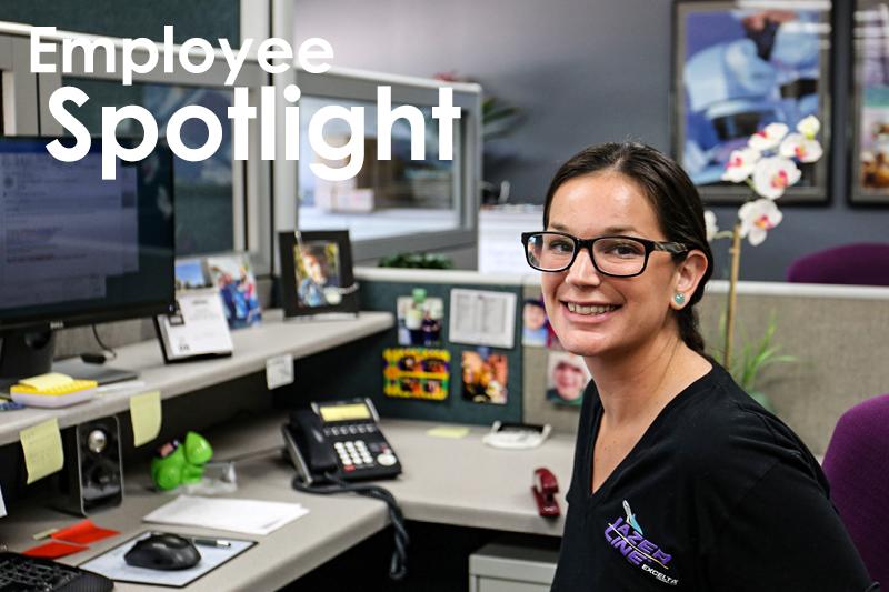 Employee Spotlight - Tiffany